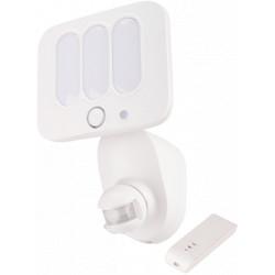 Proiector Led cu Senzor de Miscare,Telecomanda si Alarma / P[W]: 10