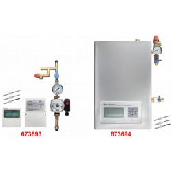 Statie Automatizare Panouri Solare Presurizate / Tip: Apa Calda si Incalzire SR961S