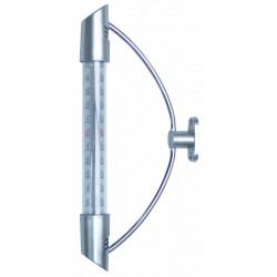 Termometru de Exterior cu Suport Semicerc / Cod: TMS-135