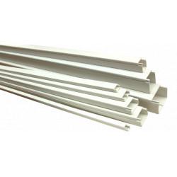 Canal Cablu PVC / B[mm]: 40; H[mm]: 16