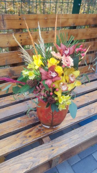 Culori de toamna in vaza