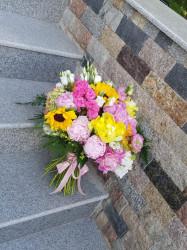 Buchet de flori cu Floarea-Soarelui
