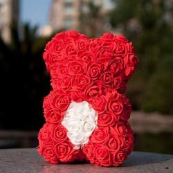 Ursulet mic din trandafiri