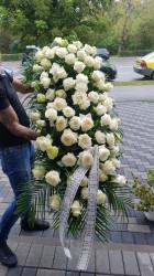 Aranjament funerar pentru sicriu (jerba)