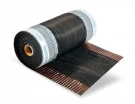 Bandă ventilare/etanșare coamă GeoVent