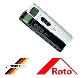 Telecomanda Roto cu display HS10 WII alb