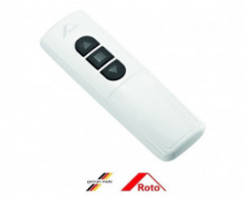Telecomanda pentru ferestre de mansarda Roto HS5 WII alb