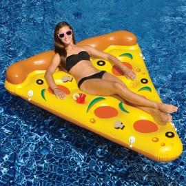 1. Saltea gonflabila plaja - PIZZA