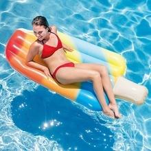 Saltea gonflabila piscina - Inghetata 2