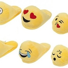 Papuci Emoji - Heart eyes - copii