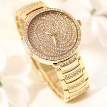 Ceas dama Diva BS - STKC9 - GOLD