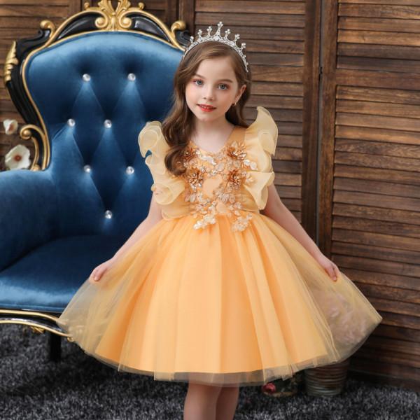 Rochie cu detalii Princesy