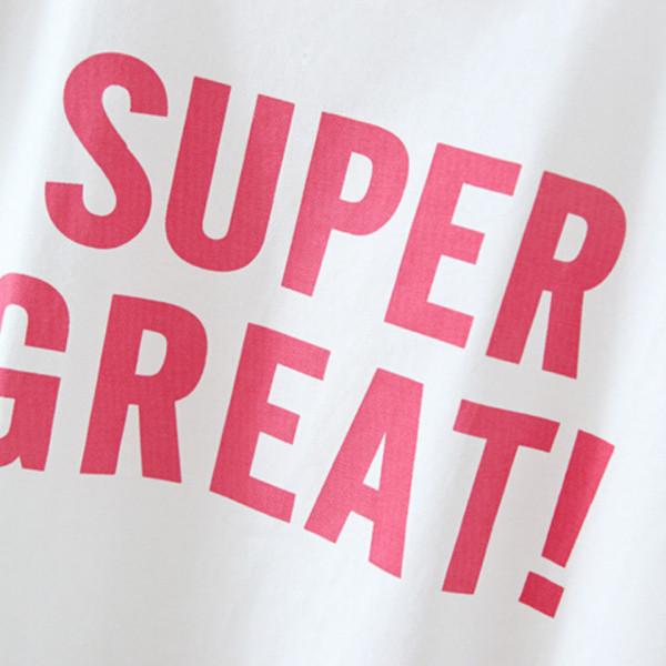 Set din doua piese Super Great