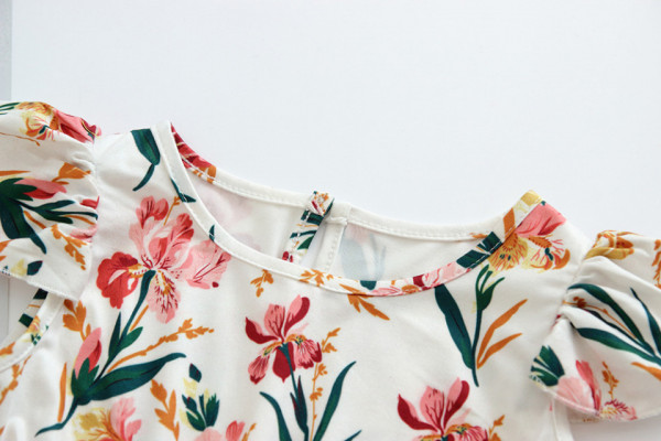 Rochie cu detalii Carisa