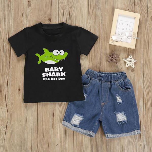 Set din doua piese Baby Shark