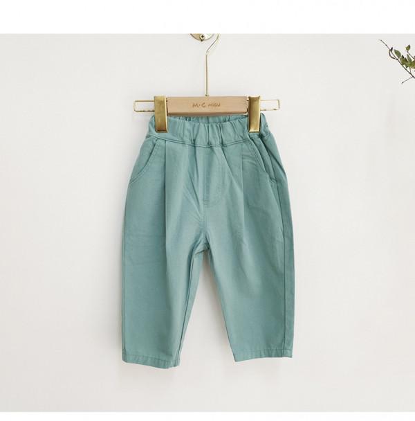 Pantaloni cu detalii Trica