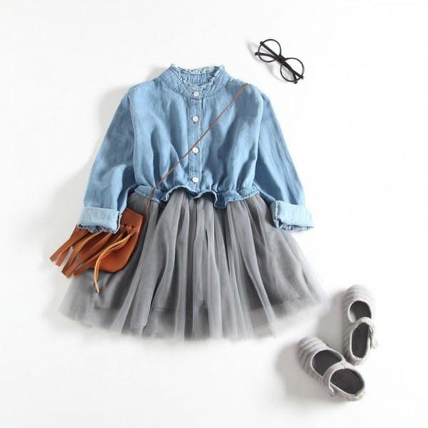 Rochie cu fusta din tulle Camila