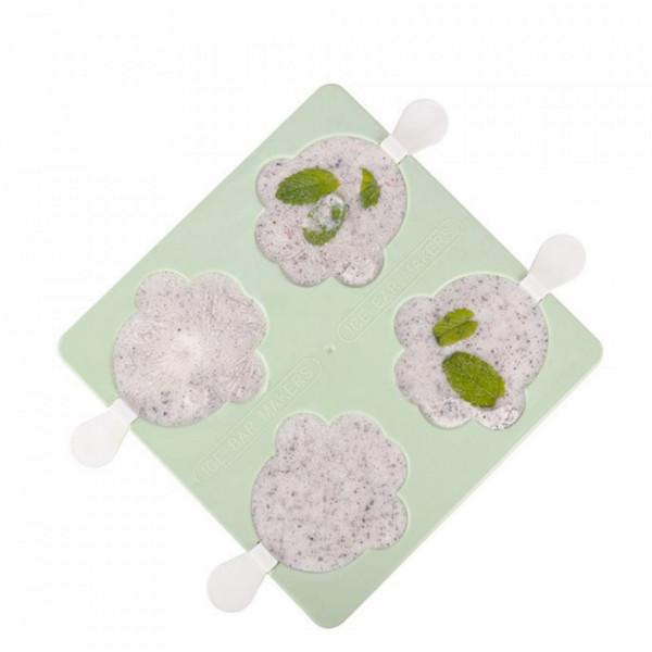 Forme pentru inghetata Verde