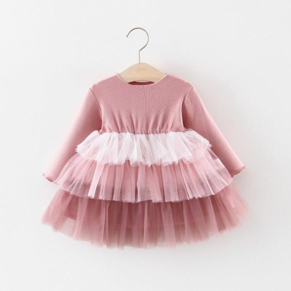 Rochie cu fusta din tulle Ellery