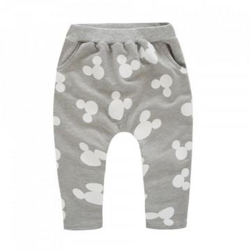 Pantalon Foreg Gri