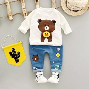 Set bluza si pantaloni Bear