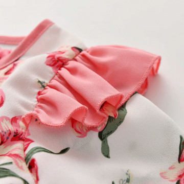 Rochie cu detalii Flores