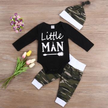 Set din trei piese Little Man