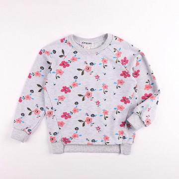 Bluza cu imprimeu Miry Gri