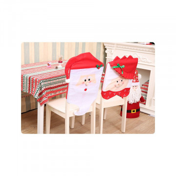Set decorativ huse de scaun
