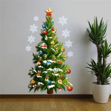 Sticker decorativ Christmas Tree
