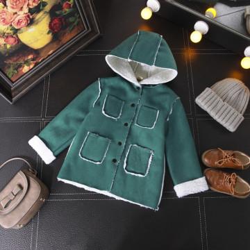 Jacheta imblanita cu detalii Tury Verde