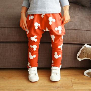 Pantalon Foreg Portocaliu