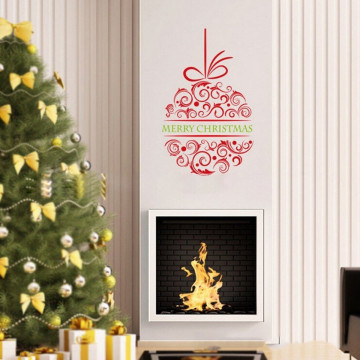 Sticker decorativ Merry Christmas