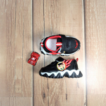 Sneakers Fisa negru
