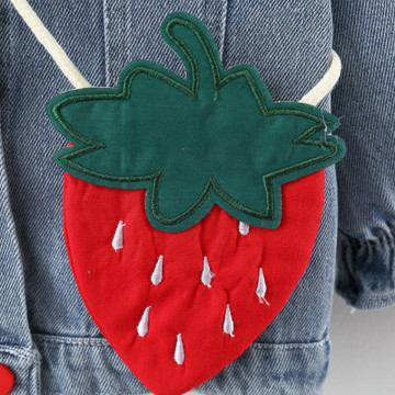 Jacheta din denim Kelin