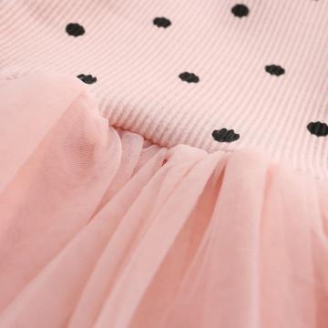 Rochie cu fusta din tulle Siena