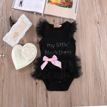 Body cu aplicatii Little Black Dress