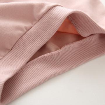 Pulover cu detalii Boema Roz