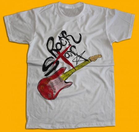 ROCK STAR [Tricou] *LICHIDARE STOC*
