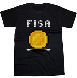 """Tricou """"FISA"""""""