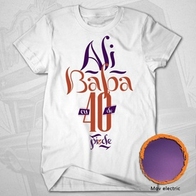 "Tricou ""Ali Baba"""