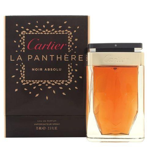 Cartier La Panthere Noir Absolu