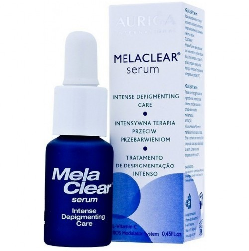 Ser cu vitamina C Melaclear Auriga International