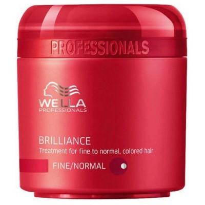 Masca de par Wella Professionals Brilliance for Thin Hair