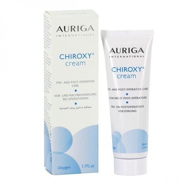 Crema Chiroxy Auriga International