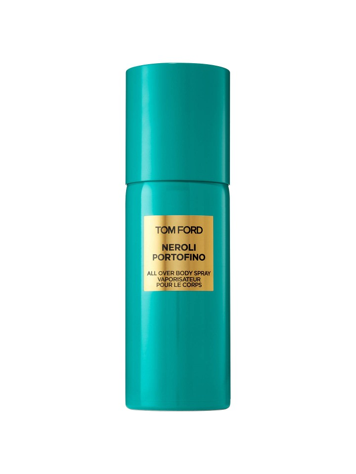 Deo Spray Tom Ford Neroli Portofino