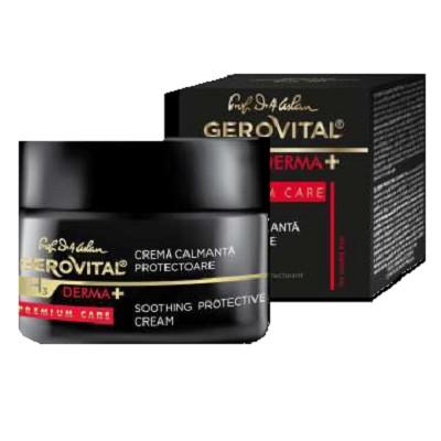 Crema calmanta protectoare Gerovital H3 Derma+ Premium Care