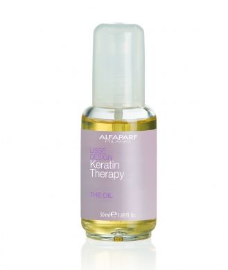 Ulei elixir cu keratina Alfaparf Lisse Design Keratin Therapy The Oil
