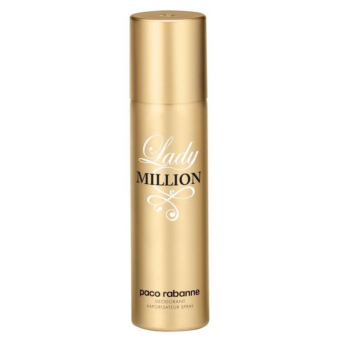 Deo Spray Paco Rabanne Lady Million