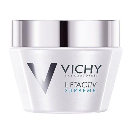 Vichy Crema antirid si fermitate pentru ten uscat Liftactiv Supreme